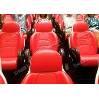 Quality Impressive And Romantic Entertainment 5D Movie Theatre With Snow Effect In wholesale