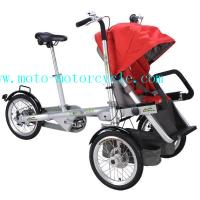 Cheap Eco-friendly Baby Stroller Bike With Aluminum Alloy Frame for sale
