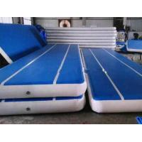 Cheap Customized Inflatable Gymnastics Air Mat With Repair Kits Indoor Entertainment for sale
