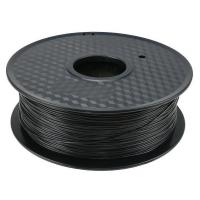 Buy cheap Biodegradable Black PLA 3D Printer Filament  2.2 Pounds Weight  2 Years Warranty from wholesalers