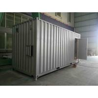 Cheap Fiberglass Composite Panel Portable Toilet Container / Portable Shipping Container for sale