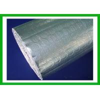 Cheap Air Cell Silver Double Bubble Foil Insulation Bubble Wrap Environmentally Friendly for sale
