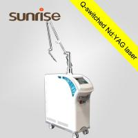 Cheap Beijing sunrise dermatologic and aesthetic laser Q-Switched Nd YAG Laser for sale