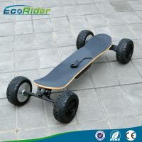 China 2000W Brushless Motor 4 Wheel Skateboard With Wireless Remote Control , 48V 8.8Ah on sale