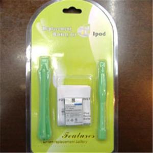 China Apple(mp3)ipod-shuffle(616-0212)battery,,,300mAh,052030 polymer,, on sale