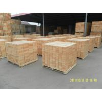 Quality Thermal Insulation Fire Clay Brick , Coke Ovens Firebrick Refractory wholesale