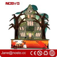 China DIY Kit 3D Puzzle Halloween Decoration with Lights Board Game on sale