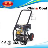 Cheap 5.5HP 170bar 9.0 LPM gasoline high pressure cold water high pressure cleaners for sale