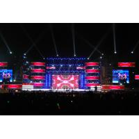 Cheap P6.25mm Indoor LED Video Wall Rental , Full Color LED Stage Display Screen for sale