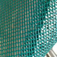 Cheap Reinforce PVC Coated Polyester Mesh, 50N/5cm Peeling Strength Building Safety Net for sale