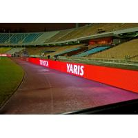 Cheap 2016 Football stadium perimeter led screen display for sale