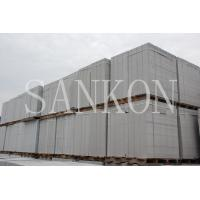 Quality Industrial Flyash / Sand AAC Block Plant , Autoclaved Aerated Concrete plant wholesale
