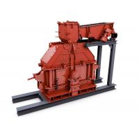 Secondary Strong Fine Impact Rock Crusher Unique Openings Of Two Sides