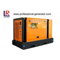 Quality Small 12kw 3 Cylinders Soundproof Electric Diesel Generator with AVR Automatic Voltage Regulating wholesale