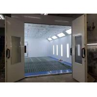 Cheap Energy Save Spray Painting Room , Spray Tech Paint Booth Equipment OEM for sale