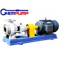 Cheap IH Horizontal Stainless steel chemical centrifugal pump for agricultural drainage for sale