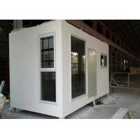 China Flat pack container house DIY container house on sale