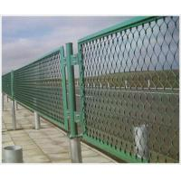 Cheap Green heavy duty steel Wire Mesh Fence for super highway , studio for sale