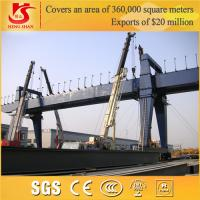 China Industrial gantry crane calculations with Competitive price on sale
