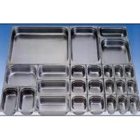 China Stainless Steel Gastronorm container food GN Pan and Lids