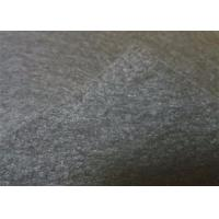 Cheap Gray Geosynthetic Fabric 200g 5.8m Width , Heat Treatment Nonwoven Geotextile for sale