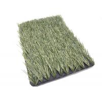 Cheap UV Resistant Fifa Approved Synthetic Turf , Football Turf Carpet No Weather Limited for sale