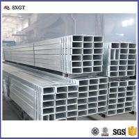 Cheap Top Quality Pre-Galvanized Steel Rectangular Pipe Hollow Section for sale