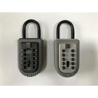 Cheap 10 Digit Combination Push Button Key Lock Box Small 150*60*45 mm for sale