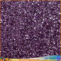High quality solvents resistance glitter powder for decoration, nail art, cosmetic, printing, textile etc.