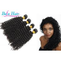 "Cheap Professional Deep Curl Indian Virgin Human Hair 20"" 100 Human Hair Extensions for sale"