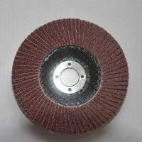 Aluminum Oxide Abrasive Flap Discs Conical For Angle