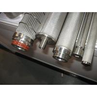 Buy cheap 1-200um stainless steel Multi-layer sintered metal wire mesh filter from wholesalers