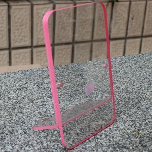 Cheap custom shenzhen plastic photo frame clear acrylic photo frames 4x6 for sale