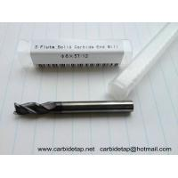 Cheap Solid carbide end mill φ6×57,12 wholesale