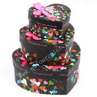 Cheap Tower Heart Type Gift Box (GB-1009) for sale