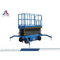 Cheap China Mobile Hydraulic Scissor Lift Table with 12m Working Height for sale