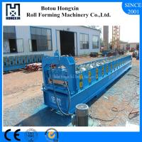 Cheap Stable Structure Automatic Roll Forming Machine Joint Hidden Type PLC Control wholesale