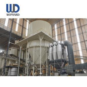 China Energy Saving High Intensity Magnetic Separator For Quartz And Feldspar Production Line on sale