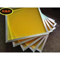 China 48*58CM Silk Screen Aluminum Frame With 200 Mesh Screen Printing Equipment on sale