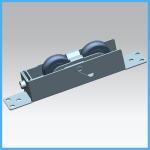 Sliding door roller for door pulley for heavy sliding door door pulley