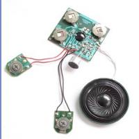 China OEM design Recordable Sound Module with pre - recorded sounds, voice, music, messages on sale
