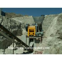 China Jaw crusher for quartz on sale
