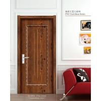 Solid Core Pvc Interior Door Of Zhejiangshuntian1