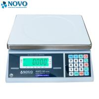 Cheap Water Resistant Digital Weighing Scale Internal Resolution 1/600 000 Dust Proof for sale