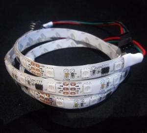SMD 5050 IP65 waterproof Digital flexible led strip light