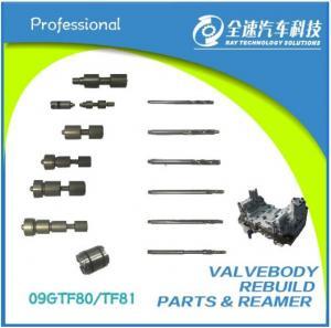 Cheap 09G / TF60SN / TF80 / TF81 Automatic Transmission Valve Body Rebuilt Parts for sale