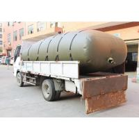 Cheap Vehicle Bladder Fuel Tank ,20000L Collapsible Fuel Container Tensile Strength for sale