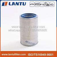 China isuzu truck air filter A-6012 P533230 CA5070 PA2712 AF4733 LAF1800 46357 from filter manufacturer on sale
