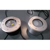 Buy cheap Bevel angle led led inground uplight IP65 / DC24V led ground lights 24w from wholesalers