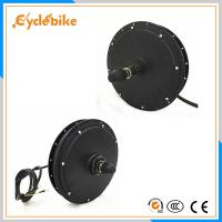 Most powerful 36v 500w electric bike hub motor for for Most powerful electric motor